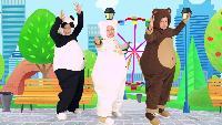 Три медведя Сезон-1 Три веселых Мишки