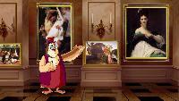 Уроки тетушки совы Всемирная картинная галерея Всемирная картинная галерея - Александр Кабанель