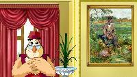 Уроки тетушки совы Всемирная картинная галерея Всемирная картинная галерея - Анри де Тулуз-Лотрек