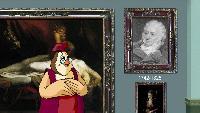 Уроки тетушки совы Всемирная картинная галерея Всемирная картинная галерея - Иоганн Генрих Фюсли