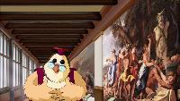 Уроки тетушки совы Всемирная картинная галерея Всемирная картинная галерея - Никола Пуссен