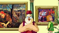 Уроки тетушки совы Всемирная картинная галерея Всемирная картинная галерея - Поль Гоген