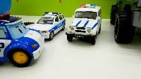 Веселая школа Сезон-1 Профессия полицейский