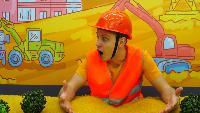 Веселая школа Сезон-1 Профессия строитель