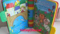 Видео обзоры игрушек - Развивающая книга на английском языке