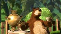 Маша и Медведь Сезон 1 Серия 1. Первая встреча