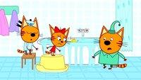 Три кота 3 сезон 129 серия. Морские игры