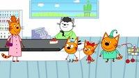 Три кота 3 сезон 139 серия. Баллы